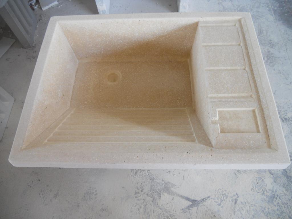 lavello giardino pietra : Lavello Da Parete Per Giardino : LAVELLO/LAVATOIO A SCIVOLO IN ...