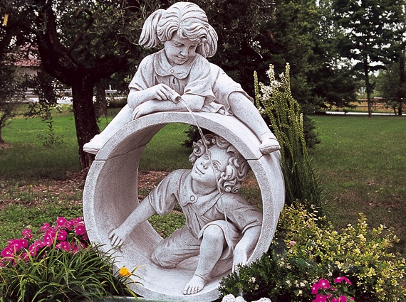 Eshop - Statue da giardino in resina ...
