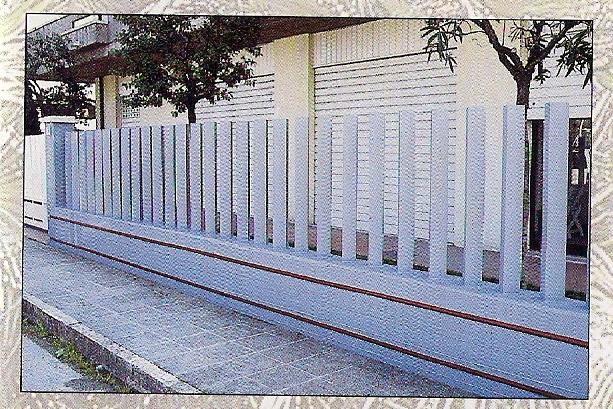 Mobili lavelli paletti recinzione in cemento prezzi for Pali cemento per recinzione